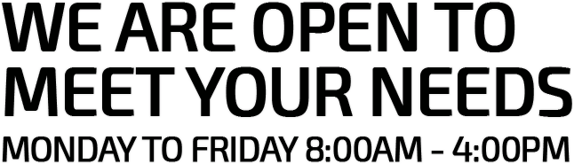 Genac TT Opening Hours
