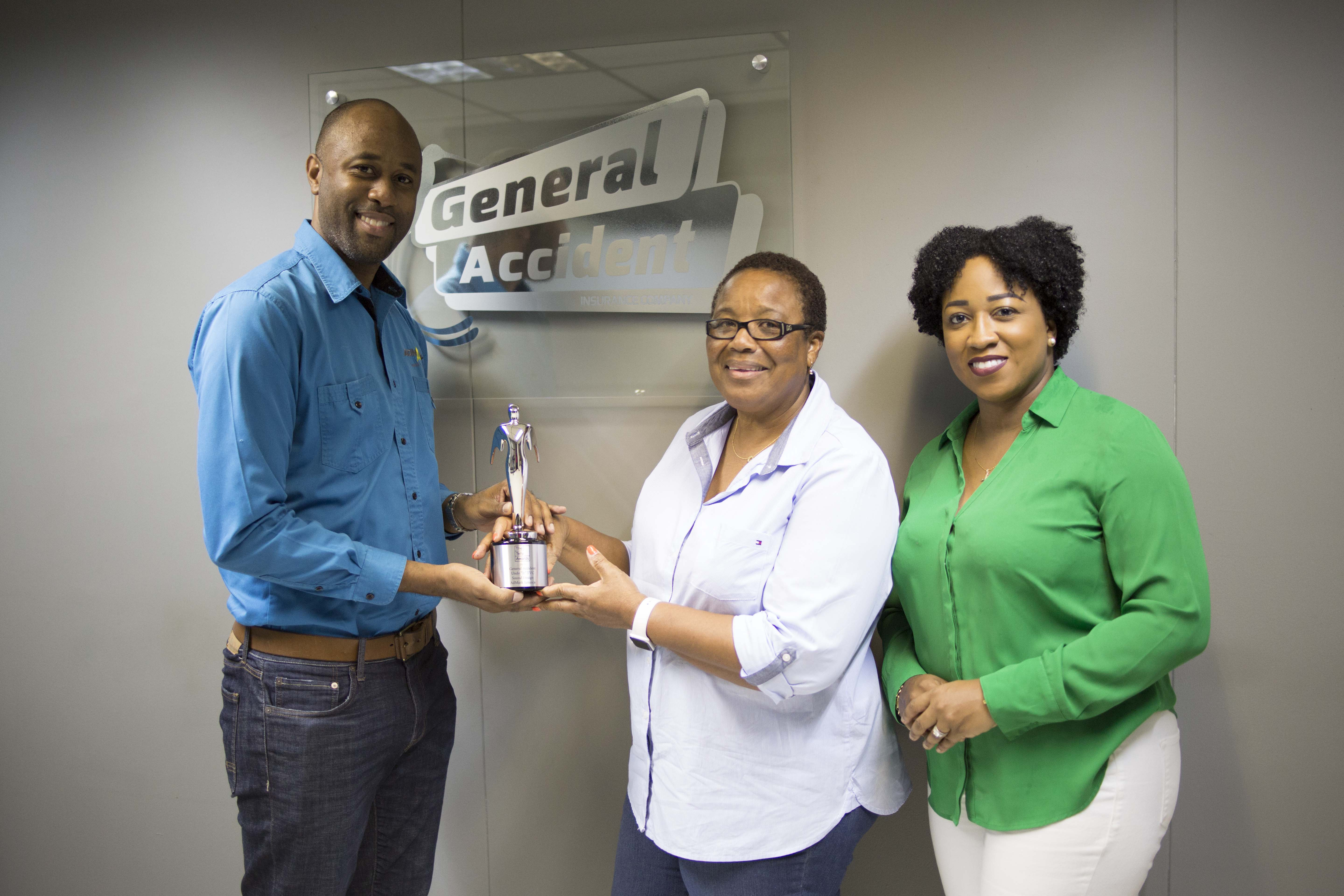 AdMark, Silver Telly Award, General Accident Insurance