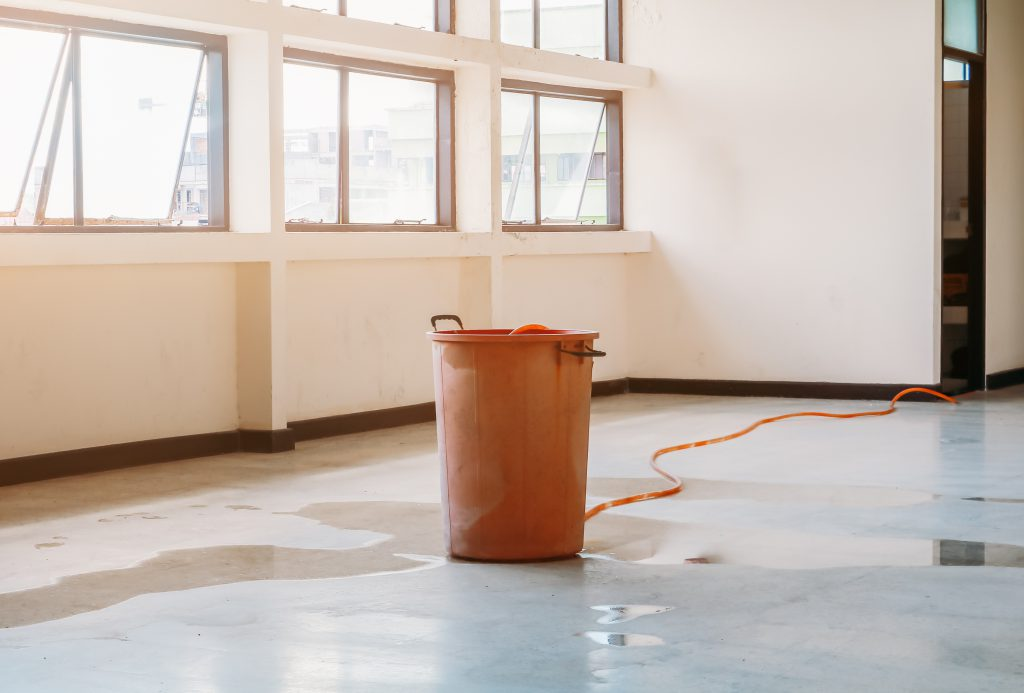 flood water removal services company